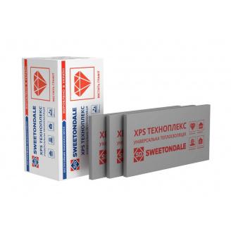 Пінополістирол Карбон ЕКО С / 2 100-Lх 1180х580 Г-4 фрезерується