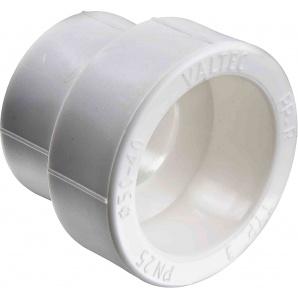 Поліпропіленова муфта Valtec переходнная PPR 63-40 мм VTp.705.0.063040