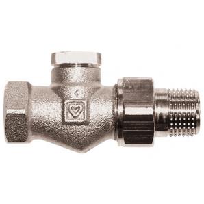 Клапан запірний прохідний 1/2 HERZ RL 1 1372341