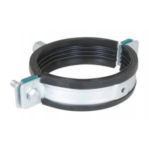 BIS HD1501 Хомут для великих навантажень з гум изоляц М10/12 159-169мм BUP Walraven 33148169