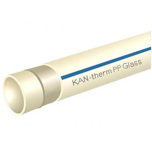 GLASS Труба скловолокно 50х6,9 мм PN16 KAN ppr 03810050