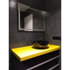 Стільниця в ванну кімнату з Lotte Staron SS 042 Київ