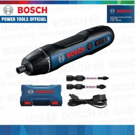 Акумуляторна викрутка Bosch GO 2 Professional кейс 2 біти (06019H2100)