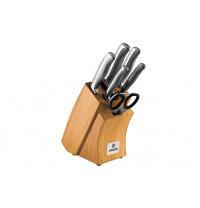 Набор ножей из углеродистой стали Vinzer Supreme (89120)