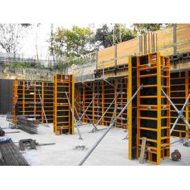 Аренда стеновой опалубки Ulma Primo 60 см 2,7 м с комплектующими