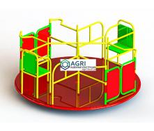 Карусель для дітей з ОФВ А-29000