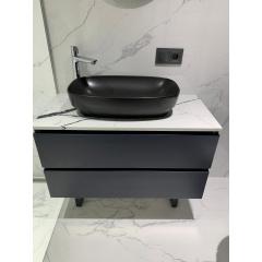 Столешница в ванную комнату из кварцевого камня Avant 7300 Київ