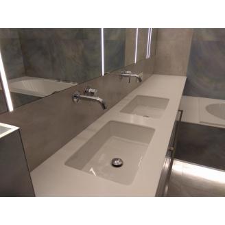 Столешница в ванную комнату из акрилового камня Tristone S 203