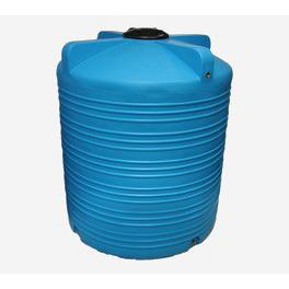 Пластиковая емкость вертикальная - V 1500 л