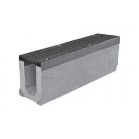 Решетка водоприемная РО - штампованная стальная оцинкованная под крепления