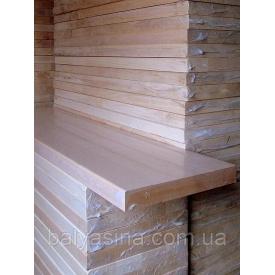 Східці для дерев`яних сходів масив бука 40х300х700 мм