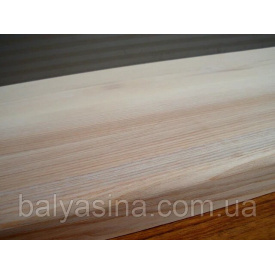 Деревянные ступени массив ясеня 40х300х800 мм