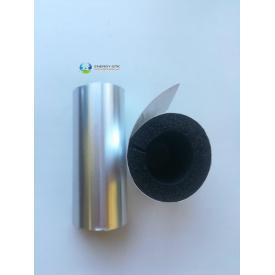Утеплитель труб 64(13)мм Kaiflex из вспененного каучука с алюм покрытием AL PLAST под нержавейку для наружного применения