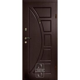 Двері вхідні металеві 103 Статус
