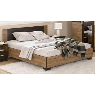 Кровать Мебель-Сервис Вероника 160 дуб април