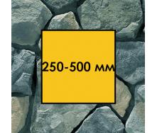 Бутовий камінь гранітний фракція 250-500 мм