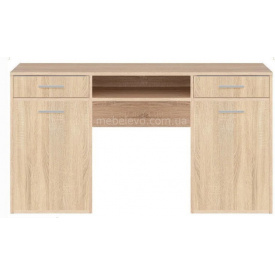 стіл письмовий BIU150 дуб Сонома Непо Гербор