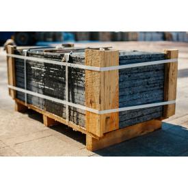 Гранитная плита 600x400x50 мм Покостовского месторождения