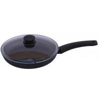 Сковорода со стеклянной крышкой Биол Оптима 26 см