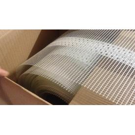 Профиль ПВХ для непрямых углов с сеткой Valmiera 10х10 см