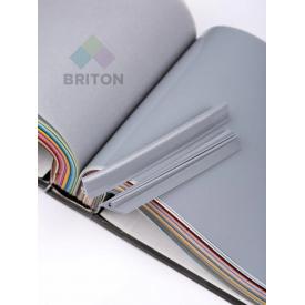 Вставка Briton ПВХ для натяжных потолков серая L319