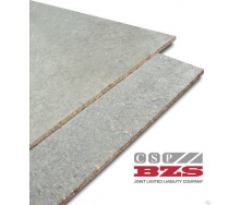 Цементно-стружечная плита 1600х1200х10мм