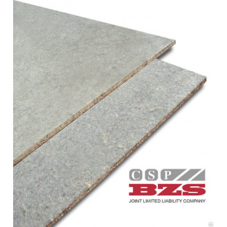 Цементно-стружечная плита 3200х1200х20мм