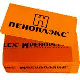 1185х585х100 мм Плита полистирольная ПЕНОПЛЭКС КОМФОРТ 100 мм