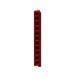 Внутренний угол опалубки стеновой 300 х 300 (мм)