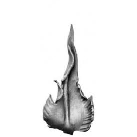 Лист кованый 175х80 мм 4 мм