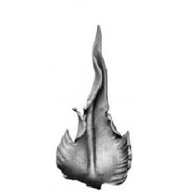 Лист кованый 215х100 мм 2 мм