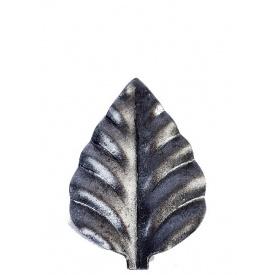 Лист 80х55 мм 2 мм