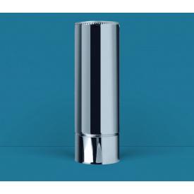 Труба утепленная Вермикулитом 150х220 мм нерж/нерж 0,5 мм