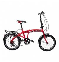 Велосипед SPARK FUZE FTV20-01-009 Красный