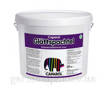 Шпаклівка CAPAROL GLATTSPACHTEL (Akkordspachtel Fein) акрилова 25 кг