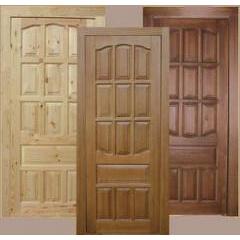 Двері міжкімнатні Дерев`яний декор сосна розмір 2000х800мм