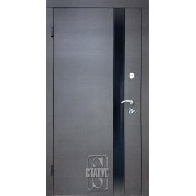 Двері вхідні металеві 056