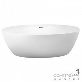 Акриловая ванна отдельностоящая с сифоном Volle 12-22-810М белая