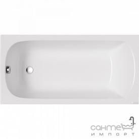 Прямоугольная ванна Polimat Classic 180x80 00440 белая