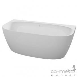 Ванна отдельностоящая с сифоном Volle 12-22-809M 170х80 белая матовая