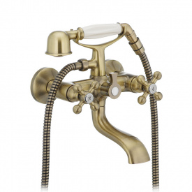 Змішувач для ванни IBERGRIF LUCCA M13052C (IB0057)