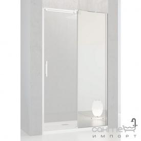 Стінка для душової перегородки Radaway Espera DWJ 650R 380214-71R правобічна, хром/дзеркальне скло