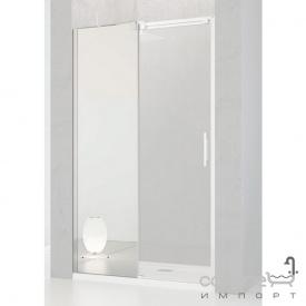 Стінка для душової перегородки Radaway Espera DWJ 450L 380230-71L лівостороння, хром/дзеркальне скло