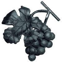 Гроздь виноградное 200х140 мм