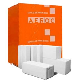Газоблок Аерок D500 150х200х600 мм Обухів