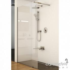 Душевая перегородка Ravak Walk-In Wall 80v.200 GW9W40C00Z1 прозрачное стекло