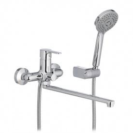 Змішувач для ванни IBERGRIF SQUARE M13122 (IB0029)