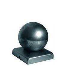 Заглушка 100х100 мм диаметр 100 мм