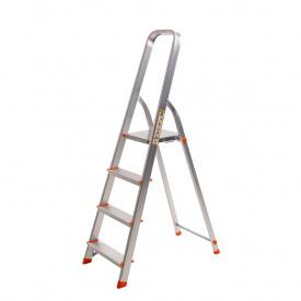 Драбина алюмінієва Laddermaster Vega A1B4 4 сходинки