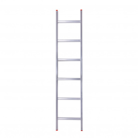 Драбина приставна алюмінієва Laddermaster Sirius A6A6 6 сходинок